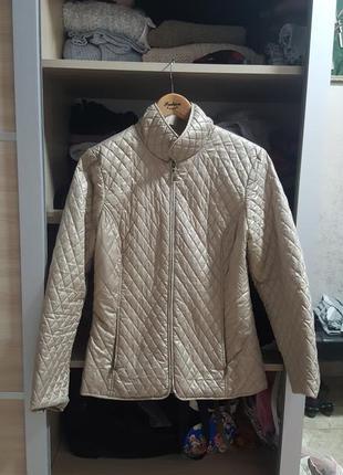Стеганая куртка ветровка project италия