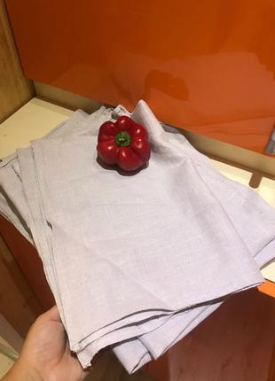 льняное полотенце кухонное полотенце