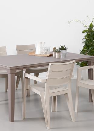 Комплект садовой мебели Allibert Ibiza Futura Dining Set