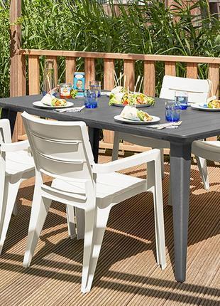 Комплект садовой мебели Keter Ibiza Set with Lima, Melody Table