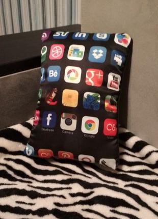 Декоративная подушка Телефон