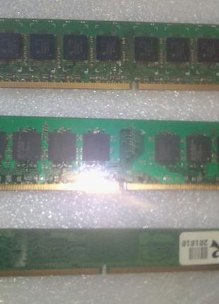 Оператива DDR2 1 Gb