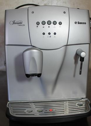 Кофемашина Saeco Incanto Cappuccino №2