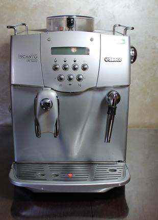 Кофеварка Saeco Incanto De Luxe S-Class