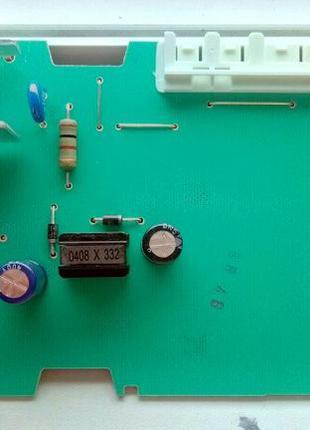 Модуль управления для стиральной машины SIEMENS