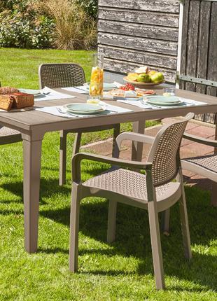 Комплект садовой мебели Allibert Samanna Futura Garden Set
