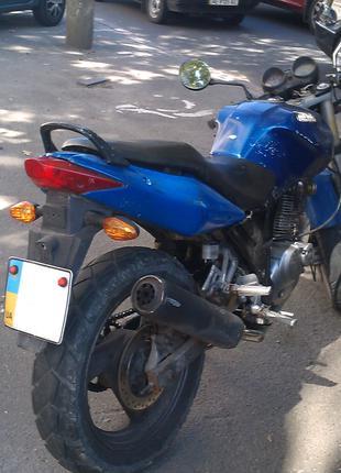 мотоцикл Qingqi (Skymoto) Wolf 200