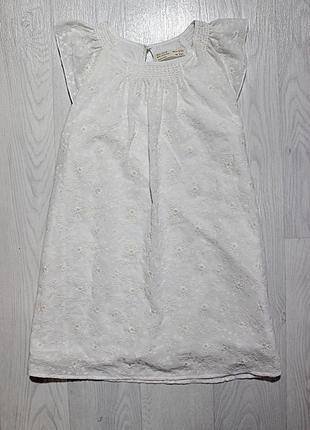 Платье 9-10 zara