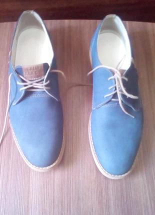 Мужские туфли marco piero 41 р