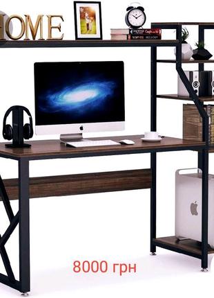 Комп'ютерні столи в стилі лофт