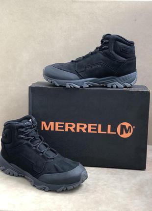 Демисезон ботинки кроссы зима трекинг 41 42 43 44 Merrell Coldpac