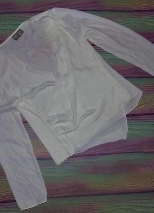 Блуза 12 р- в отл сост