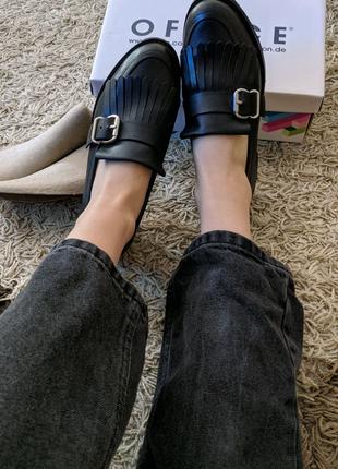 Office Лоферы/ мокасины /туфли /обувь
