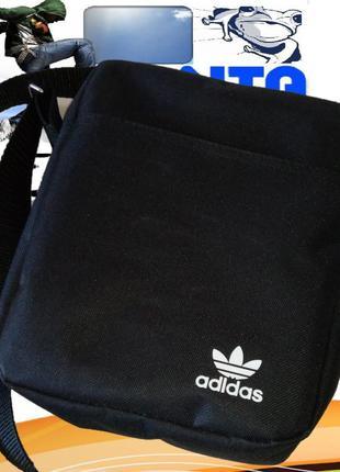 Мужская сумка барсетка через плечо adidas