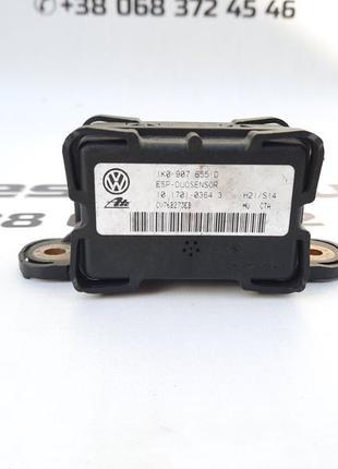 1K0907655B VAG Датчик поперечного прискорення (ESP) Škoda Octavia