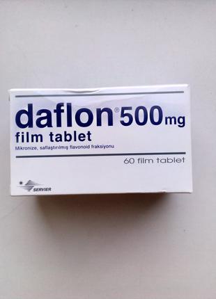 DAFLON 500 (60 таб)