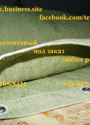 Пошив рукавов брезентовых