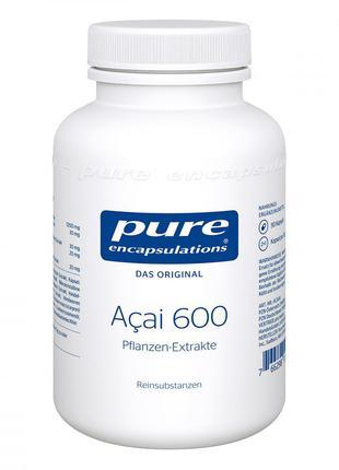 Pure Encapsulations Acai 600 Kapseln (90 szt.)