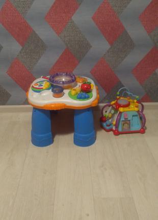Игровой столик и развивающий центр
