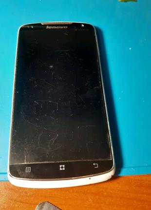 Телефон Lenovo S920 на запчасти