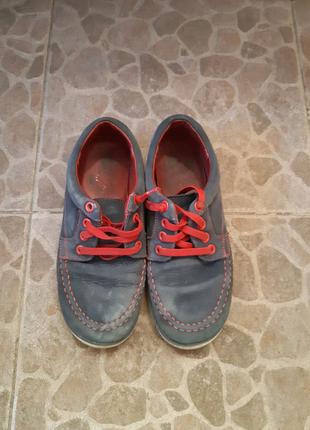 Туфли 32 р. Мальчик б.у