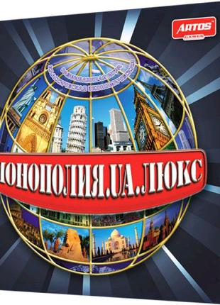 """Настольная игра """"Монополия-Люкс"""""""