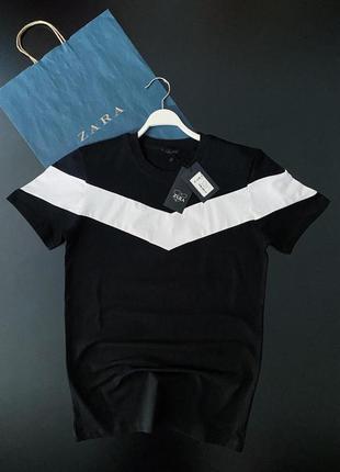 Крутая мужская футболка zara