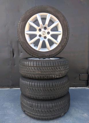 Диски R16 с резиной Pirelli cinturato P1 205/55