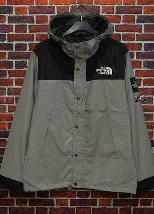 Куртка the north face supreme reflective