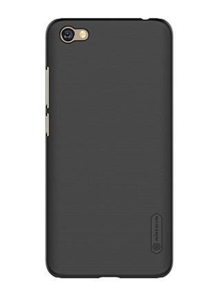 Чохол Nillkin Super Frosted Shield для Xiaomi Redmi Note 5A Black