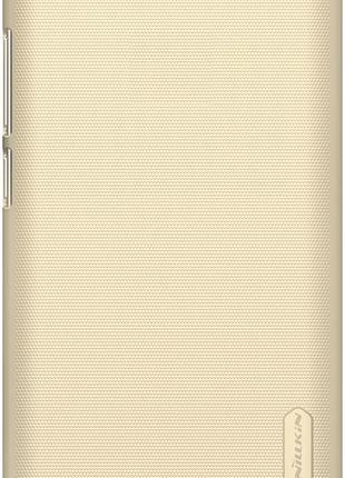 Чохол Nillkin Super Frosted Shield для Xiaomi Redmi Note 5A Gold