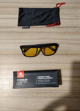 Стильные поляризованные очки для водителей (для ночного вождения)