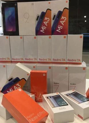 Xiaomi Redmi 7A 8 8A 9 9A NOTE 8 T 9 Pro Mi 10 Lite GLOBAL VERSIO