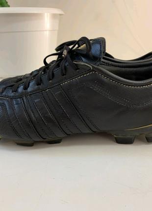 Футбольные бутсы adidas adipure (43р.)