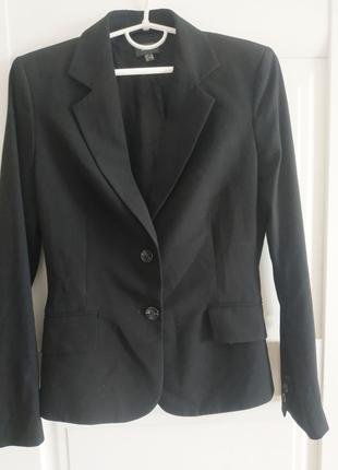 Черный женский пиджак Mexx M