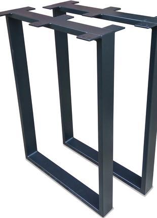 Металлические опоры для стола лофт