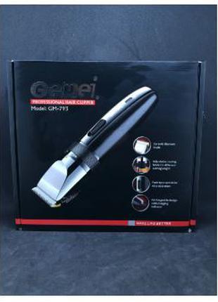 Машинка для стрижки волос Gemei GM-793