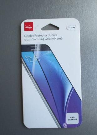 Защитная пленка Verizon для Samsung Galaxy Note 5 N920