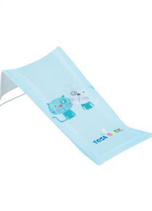 Лежак для купания Tega Baby Пес+Кот