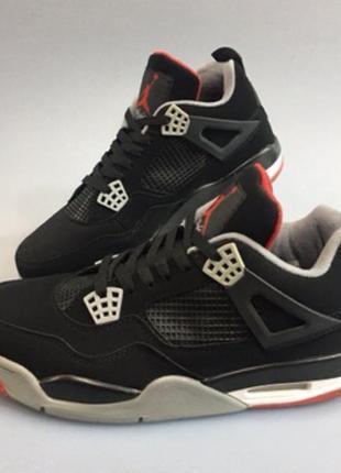 Баскетбольные кроссовки Nike Air Jordan v4