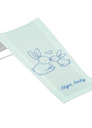 """Лежак для купания Tega Baby """"Кролики"""""""