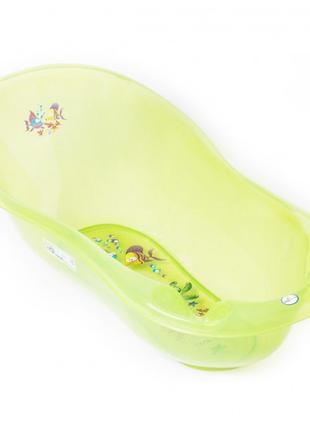 """Детская ванночка с градусником Tega Baby большая 102 см """"Аква"""""""