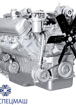 Двигатель ЯМЗ-238АК-1 без КПП и сц. (235 л.с) (ЯМЗ)
