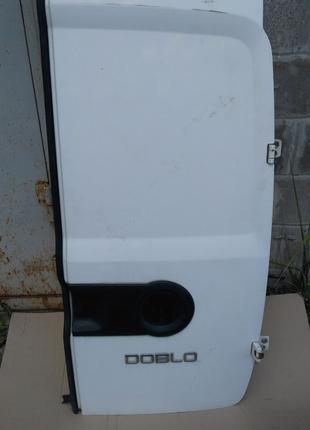 Fiat Doblo двери Фиат Добло