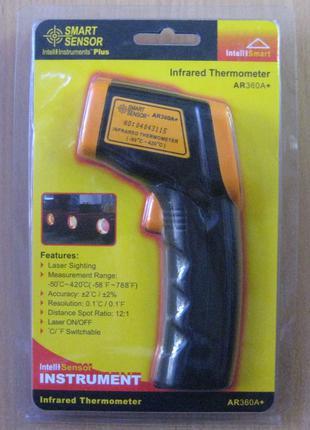 Бесконтактный термометр-пирометр AR-360A+