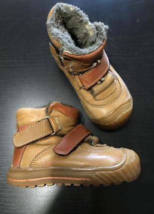 Ботинки сапожки детские зимние взуття дитяче