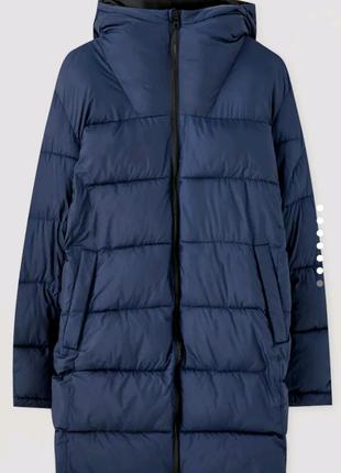 Удлиненная зимняя куртка Pull&bear