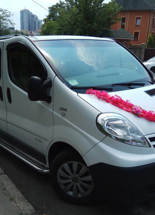 Микроавтобус на свадьбу заказать Киев
