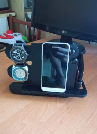 Органайзер. Подставка под телефон. Подставка под айфон