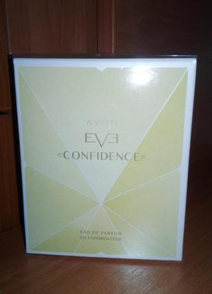 Продам новый Avon Eve Confidence 50 мл-180 грн